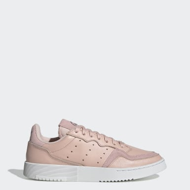 Women's Originals Pink Supercourt Shoes