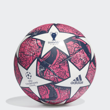 Football White UCL Finale Istanbul Club Ball