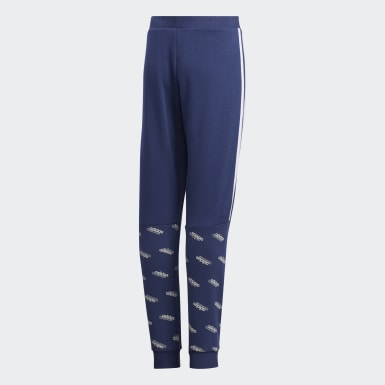 Pantalón Core Favorites Azul Niño Sport Inspired