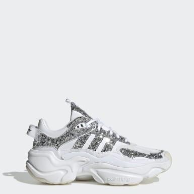 Sapatos Magmur Runner Branco Mulher Originals