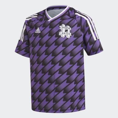 Camiseta segunda equipación #United