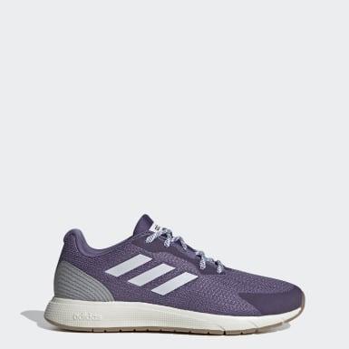 фиолетовый Кроссовки для бега Sooraj