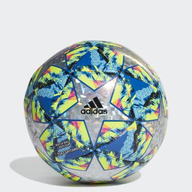 разноцветный Футбольный мяч Finale Top Capitano