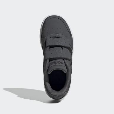 серый Баскетбольные кроссовки Hoops 2.0