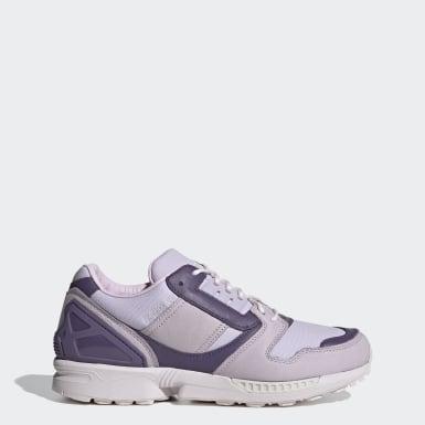 Originals Purple ZX 8000 Deadhype Shoes