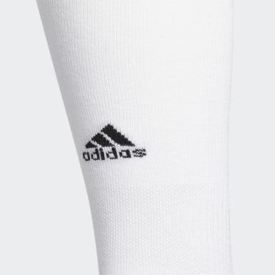 Baseball White Utility Knee Socks
