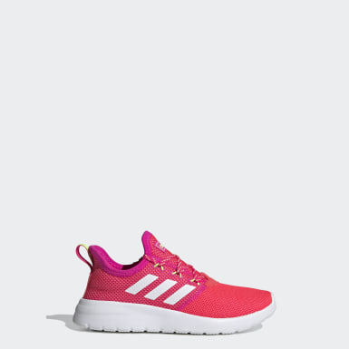Children Essentials Pink Lite Racer RBN Shoes