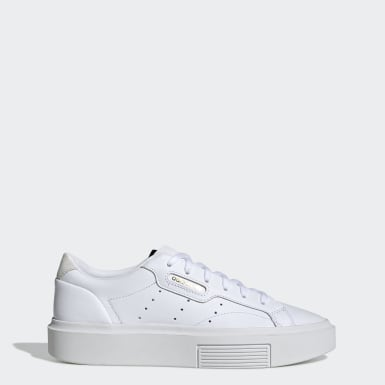 Women Originals White adidas Sleek Super Shoes