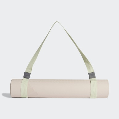 Yoga Green Carry Strap