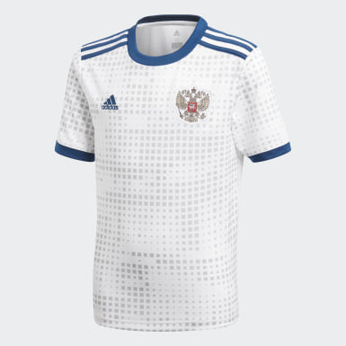 Russia Away Jersey