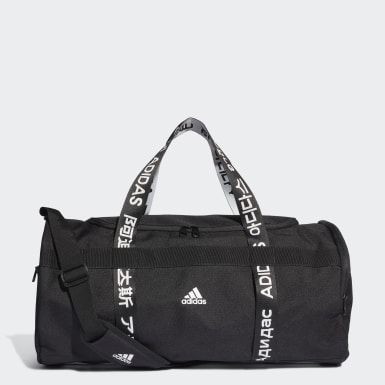 Tennis Svart 4ATHLTS Duffel Bag Medium
