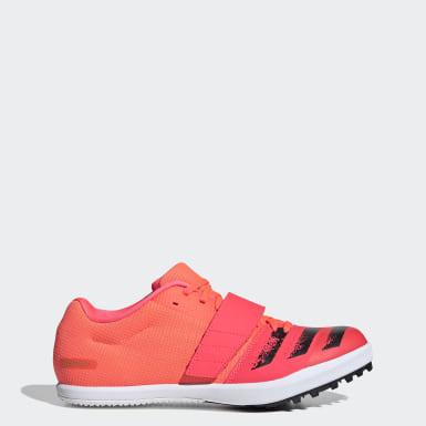 Männer Leichtathletik Jumpstar Spike-Schuh Rosa