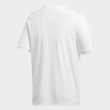 Youth Soccer White Tabela 18 Jersey