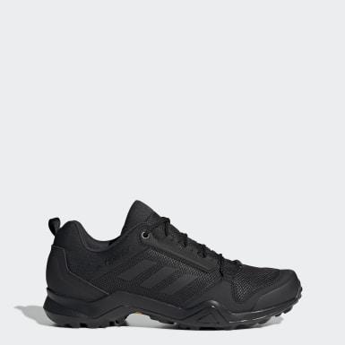 Zapatillas de Senderismo Terrex AX3 Negro Hombre Senderismo