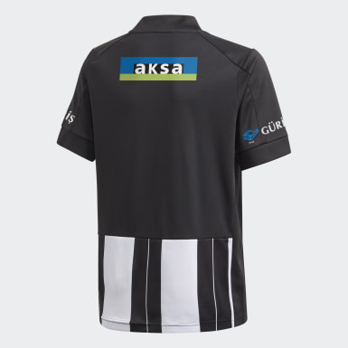 Youth Football Black Beşiktaş JK 20/21 Away Jersey