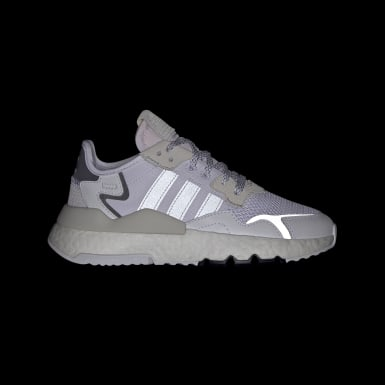 Zapatillas Nite Jogger Blanco Niño Originals