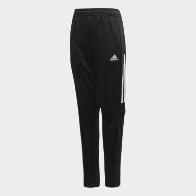 Youth 8-16 Years Training Black Condivo 20 Training Tracksuit Bottoms