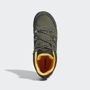 зеленый Обувь для активного отдыха Climawarm Snowpitch