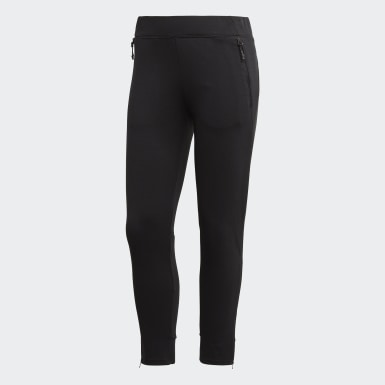 Women Athletics Black ID Glory 7/8 Skinny Joggers