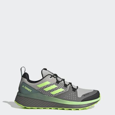 Sapatos de Caminhada Folgian Hiker GORE-TEX TERREX Cinzento Homem TERREX
