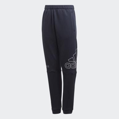 Pantalon de survêtement Training Bleu Garçons Training