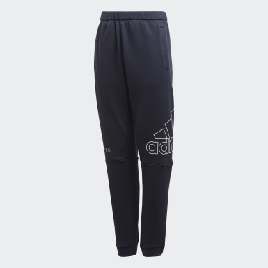 Boys Training Blue Training Sweat Pants