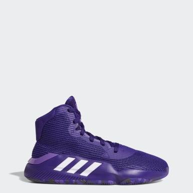 фиолетовый Баскетбольные кроссовки Pro Bounce 2019