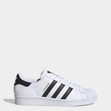 Originals Beyaz Superstar Vegan Ayakkabı