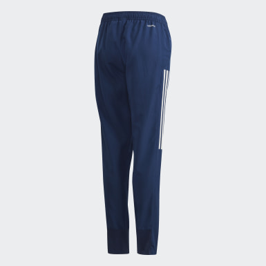 Youth 8-16 Years Football Blue Condivo 20 Presentation Tracksuit Bottoms