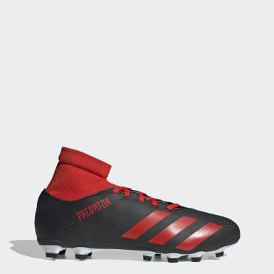 Soccer Black Predator 20.4 Flexible Ground Cleats
