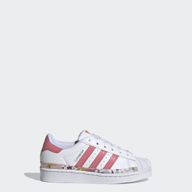 SUPERSTAR C Branco Kids Originals