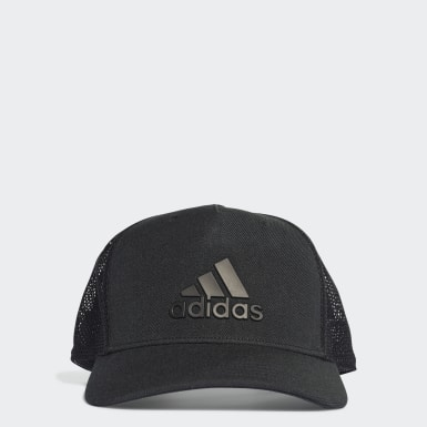 Gorra Trucker H90 Negro Training