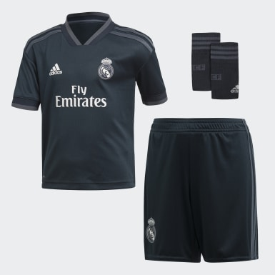 Real Madrid Away Mini Kit