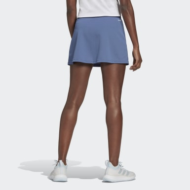 Club Tennis Skirt Niebieski