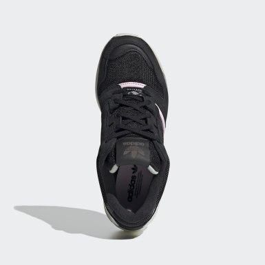 Women Originals Black ZX 8000 Shoes