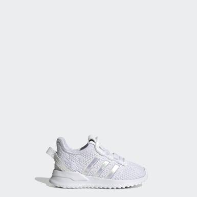 Børn Originals Hvid U_Path Run sko