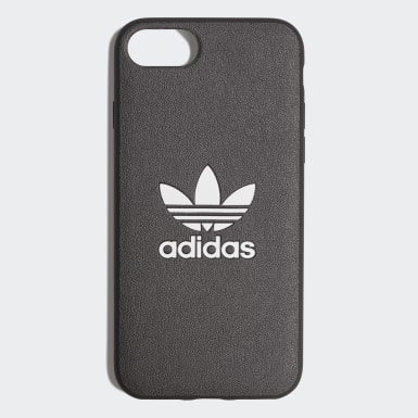 Custodia Basic Logo iPhone 8 Nero Originals
