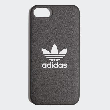 Originals čierna Puzdro Basic Logo iPhone 8