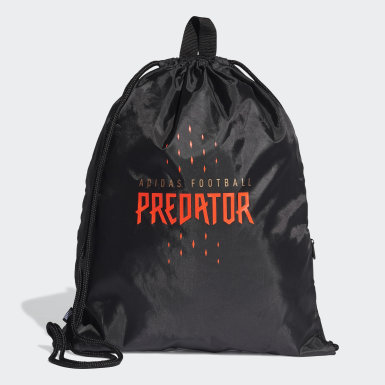 Mochila deportiva Predator Negro Fútbol