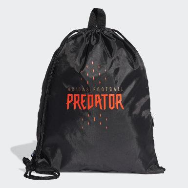Sacola Ginástica Predator Preto Futebol
