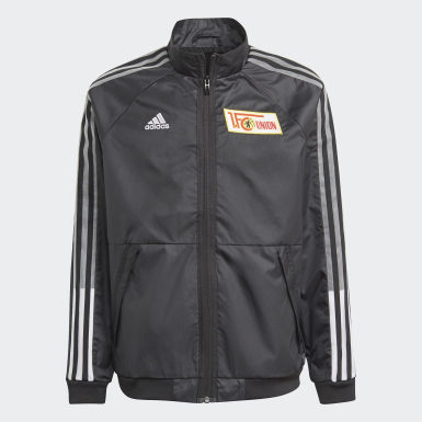 Barn Fotboll Svart 1. FC Union Berlin Anthem Jacket