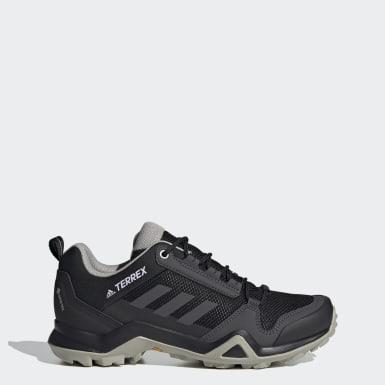 Kadın TERREX Siyah Terrex AX3 GORE-TEX Yürüyüş Ayakkabısı
