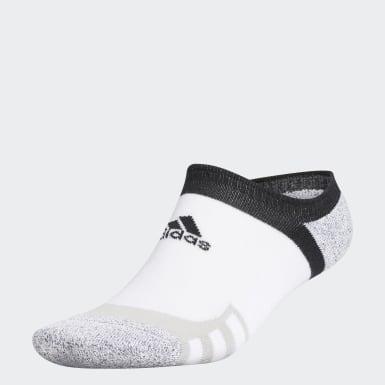 Männer Golf Tour360 No-Show Socken Weiß