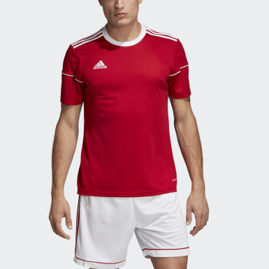 Men Training Red Squadra 17 Jersey