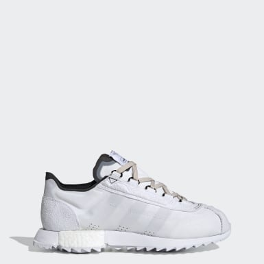 Men Originals White SL 7600 Shoes