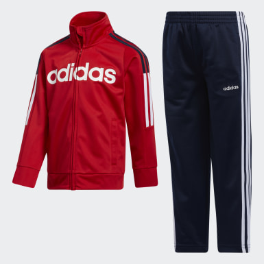 Children Training Blue Jacket and Pants Set