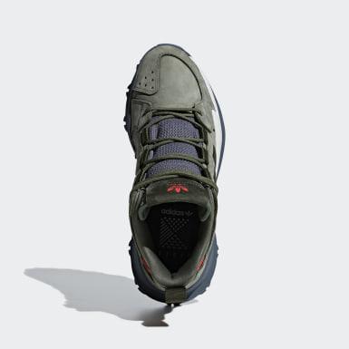 зеленый Кроссовки F/1.3 LE