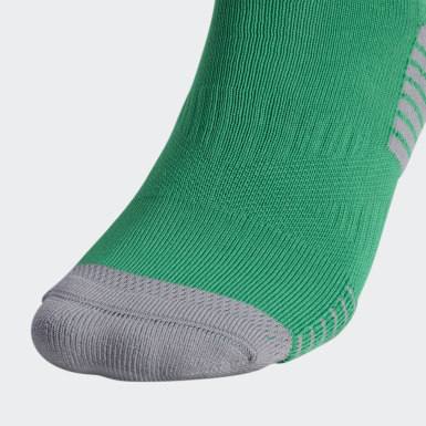 Soccer Green Copa Zone Cushion 4 Socks