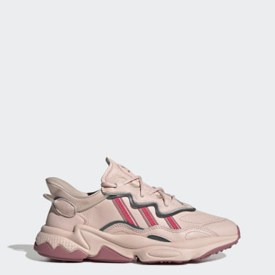 Women's Originals Pink OZWEEGO Shoes