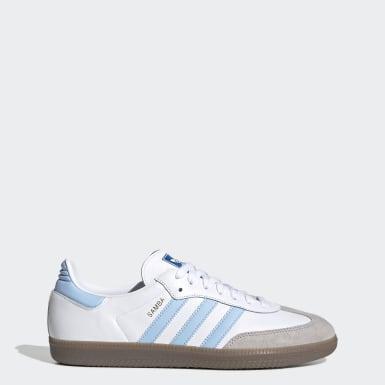 Sapatos Samba OG Branco Mulher Originals